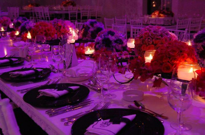 tableset by KAOS event architecture & Your Fancy Wedding Reception\u0027s Proper Formal Table Setting: Part I ...